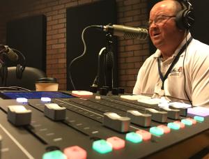 Scott McComb Driving the Cbus podcast